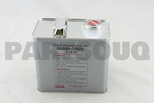0888601805 Genuine Toyota LEX-SUSPENSION FLUID 08886-01805