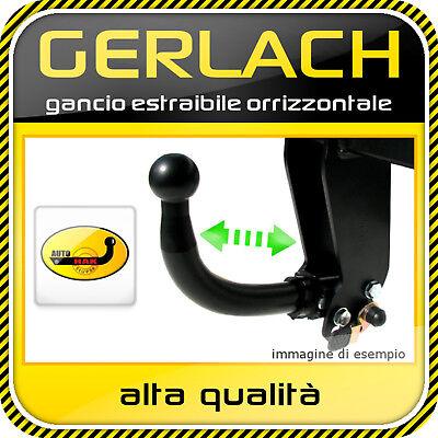 Per Opel Astra H due volumi GTC 2004-2010 gancio traino estraibile orrizzontale