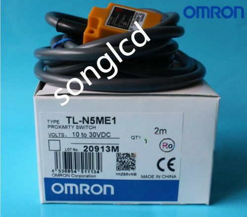 New OMRON proximity switch TL-N5ME1   **
