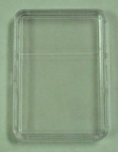 BOX OF 25 FOR SMALL DOLLARS  #BCW-SLAB100S COIN DISPLAY SLABS BCW INSERTS