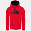 Men-s-The-North-Face-Drew-Peak-Hoodie-Casual-Hiking-Camping-Red-Blue-Navy-Hooded thumbnail 4