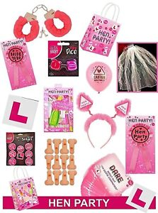 Image Is Loading Hen Night Do Party Accessories Sashes Balloons Head