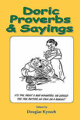 Doric Proverbs and Sayings