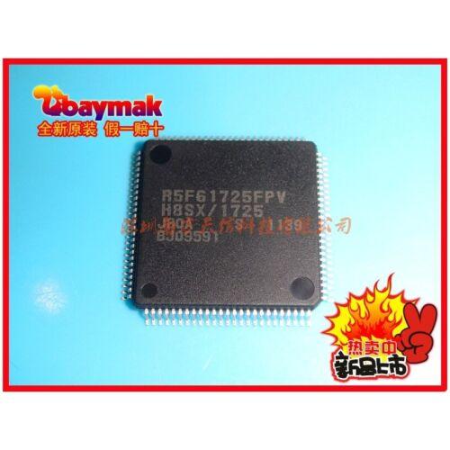 2PCS X R5F61725FPV TQFP100 Automotive IC