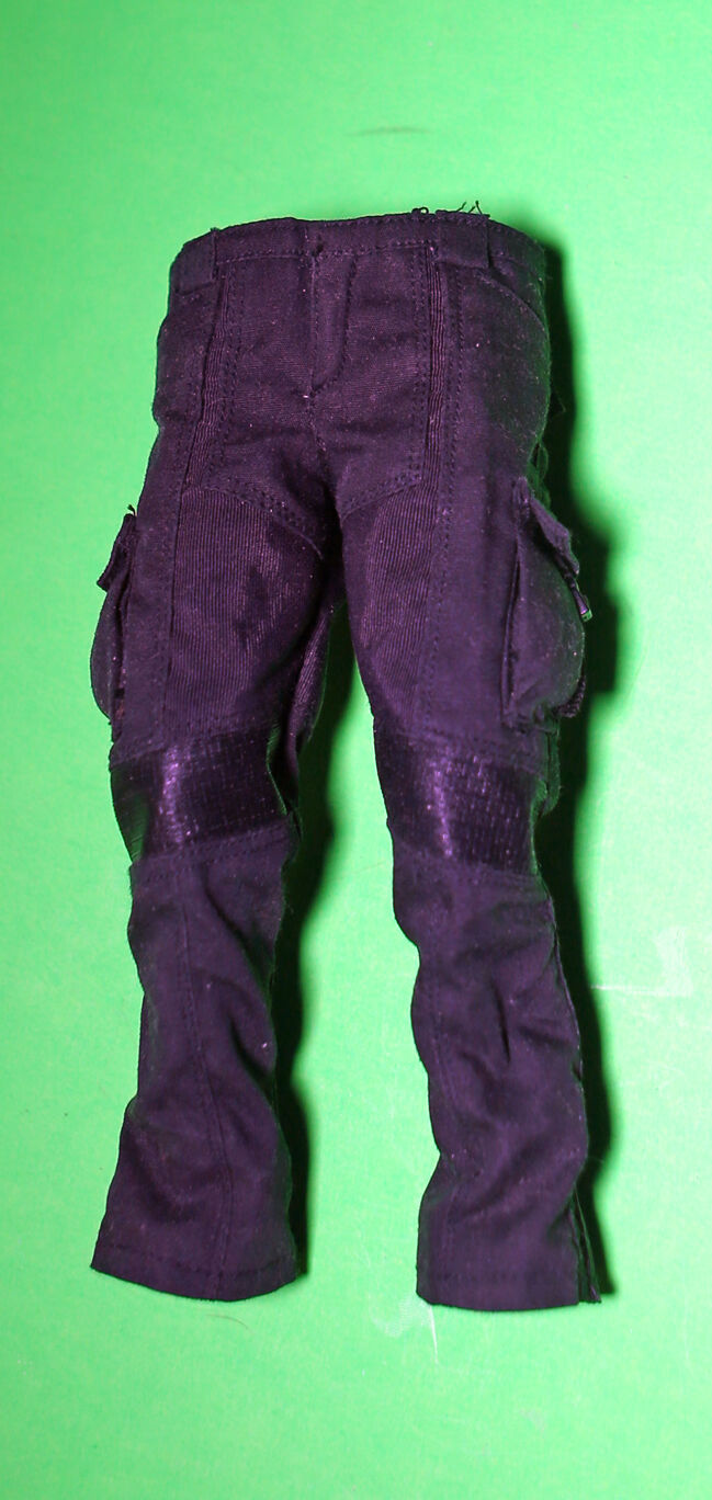 Hot toys Snake Eyes PANTS G.I. Joe Retaliation MMS192  1 6 ninja NAVY SEALS
