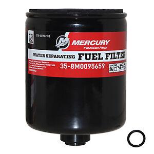 fuel filter mercury 200-400hp verado 4-stroke 6 cyl. 35-8m0095659 | ebay  ebay