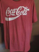 Coca Cola Coke Red Iconic Design T-shirt Size M Medium
