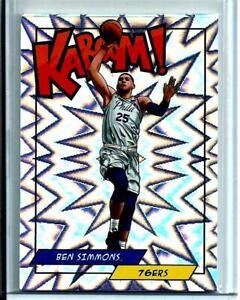 2018-Panini-Ben-Simmons-Kaboom-SSP-K-BS-Philadelphia-76ers-Rare-1-per-case
