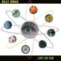 Billy Jonas - Life So Far [new Cd]