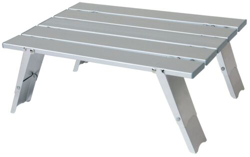 Aluminium Backpacker Table Camping Folding Trekker Table Camping Leight weight