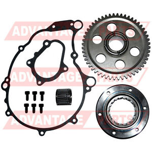 Yamaha-Raptor-660-One-Way-Bearing-Starter-Clutch-Gear-Gasket-Kit-Set-2001-2003