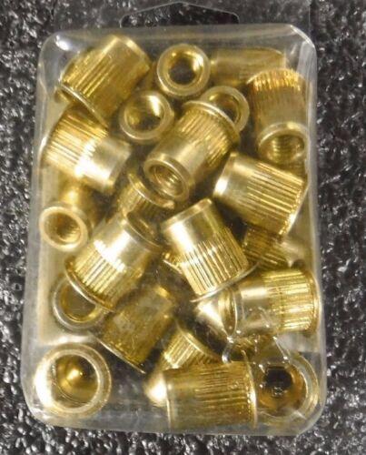pk25, MG 8MM Steel Klik Rivet-Nut// Ribbed