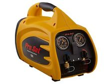 Cps Pro Set Trs600 Sparkless Oil Less Twin Cylinder Refrigerant Recovery Machine