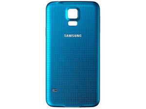 Original-Samsung-G900F-Galaxy-S5-Akkudeckel-Battery-Cover-blau
