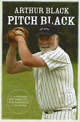 Pitch Black by Arthur Black (Hardback, 2005)