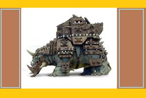 Venta al por mayor barato y de alta calidad. Nuevo Warhammer 40K 40,000 Orko squiggoth squiggoth squiggoth Modelo Kit  Envío 100% gratuito