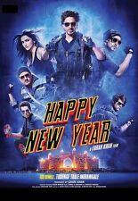 Happy New Year - Shahrukh Khan, Deepika Padukone  - bollywood hindi movie dvd