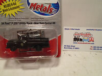 Classic Metal Works 30213 Ho Scale 1954 Ford F-350 Utility Truck Nyc Rr