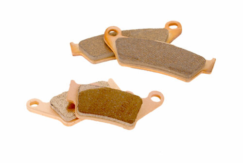 1999 2000 2001 2002 2003 KTM 200 EXC Front and Rear Brake Pads Severe Duty