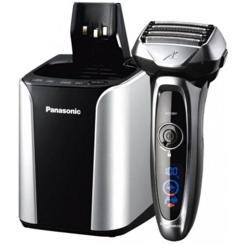 Panasonic ES-LV95 5 lame Da uomo Wet//Dry Elettrico Rasoio con Sistema Di Pulizia