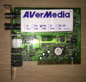 Tarjeta-sintonizadora-AverMedia-BT-878A-PAL-B-G-compatible-con-ZoneMinder