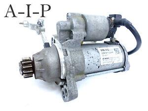 Original-VW-UP-AA-MII-Seat-Anlasser-Starter-02M911024R-BOSCH