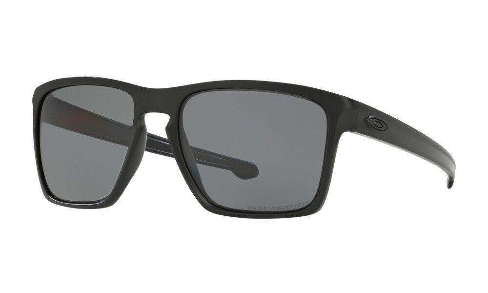 f9a18b077e77a3 Oakley Oo9341 Sliver XL 934105 Polished Black Size 57   eBay