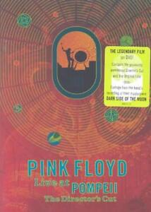 Details about PINK FLOYD - LIVE AT POMPEII NEW DVD
