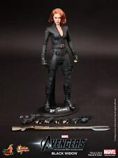 Hot Toys The Avengers Black Widow 2.0
