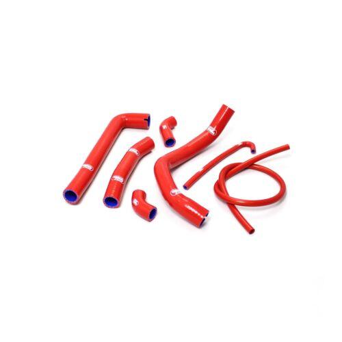 Ducati 1199 Panigale S 2012-2014 7 Piece Samco Sport Hose Kit