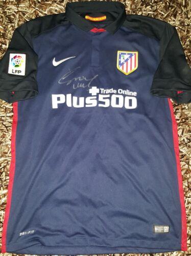 Cholo SIMEONE PROOF Signed shirt Atletico de Madrid Griezmann Argentina Zidane