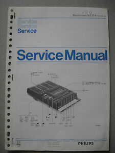 Philips-N2214-Service-Manual