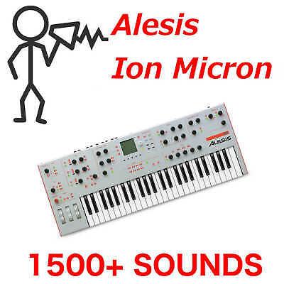 Ion Volume Potentiometer for Alesis Micron