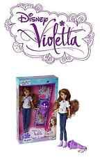DISNEY VIOLETTA Fashion Doll 25 cm + Microphone - recording function NEW SALE