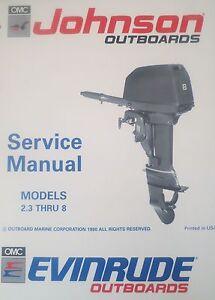 evinrude 3.3 hp outboard manual