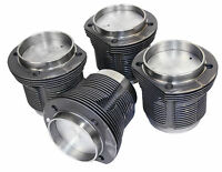 Vw Air Cooled Mahle Forged Piston & Cyl. Set, 92mm X 82mm Stroke, 98-1993-b
