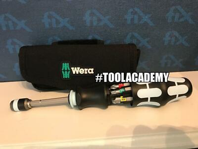 Wera Tools 05071109001 30 Piece Stainless Bit Check Rapidaptor Rust Resistant