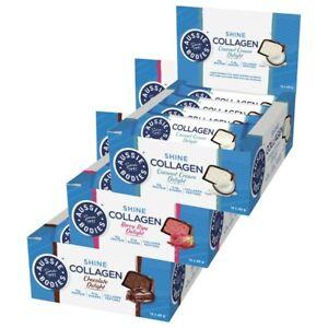 Aussie Bodies Collagen Protein Bars 12 x 45g Choose Your Flavour