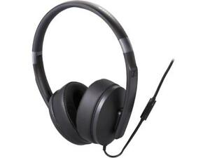 Sennheiser HD 4.20s Around-Ear Headset - Black