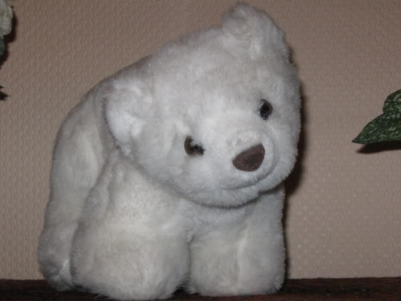 Kaeminga Holland Soft bianca Polar Bear Plush