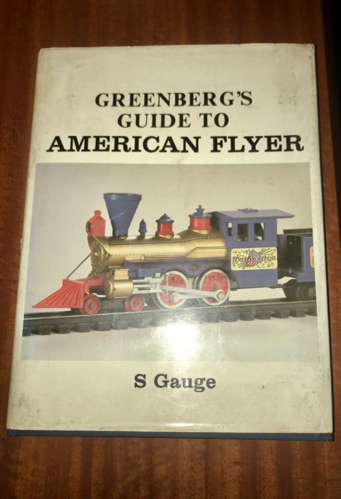 Verdeberg's Guide to American Flyer S Gauge 1984 Color Photos of Trains