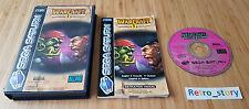 SEGA Saturn Warcraft II - The Dark Saga PAL