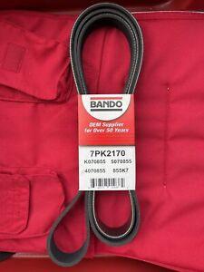 BANDO 5PK1650 K050650 Serpentine Belt-Rib Ace Precision Engineered VRibbed Belt