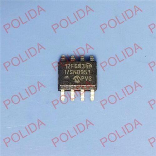 5PCS MCU IC MICROCHIP SOP-8 PIC12F683-I//SN PIC12F683T-I//SN 12F683-I//SN 12F683