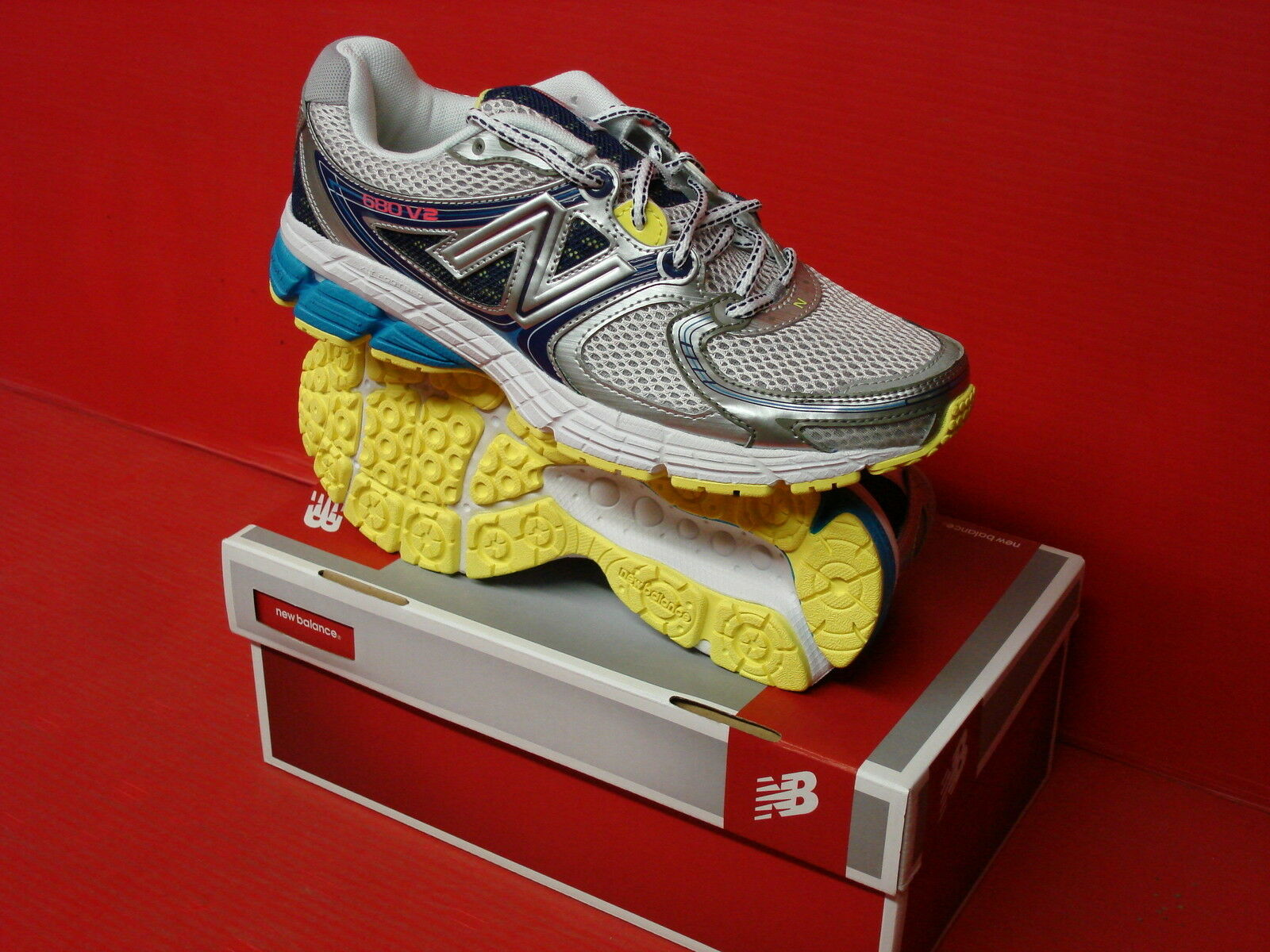 NEW BALANCE 680 680 680 Damenschuhe RUNNING W680 645232