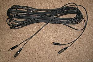 Custom-Meridian-DSP-Slave-Lead-S5-Digital-audio-and-communications-30-feet