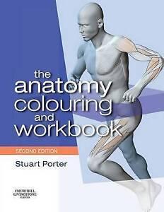 The-Anatomy-Colouring-and-Workbook-2e-Stuart-B-Porter-New-Book