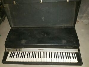 70's Fender Rhodes'73 Electric Piano-afficher Le Titre D'origine