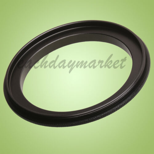 52-52mm 52-52mm Male-Male Double Lens Coupling reverse macro Adapter Ring UK
