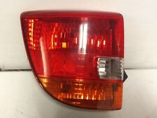 2001 Toyota Celica Tail Light Lamp Taillight Assembly LH Drivers 00 01 02